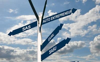 Trouvez la bonne forme juridique pour créer une entreprise